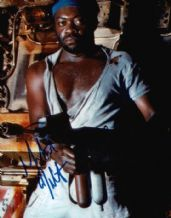 Yaphet Kotto Autograph Signed Photo - Alien